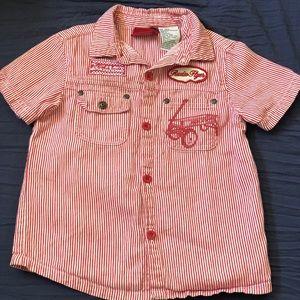Radio Flyer shirt